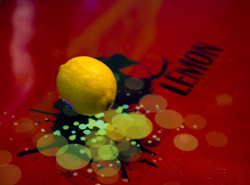 Schweppes Interactive Table